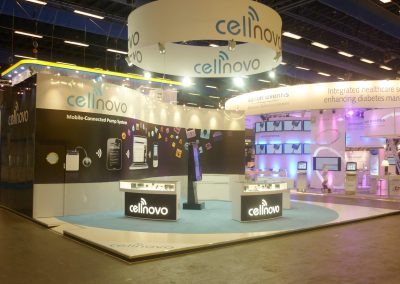 Cellnovo - EASD Sweden